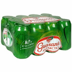 Guarana Antarctica 12 Pack 12 oz.