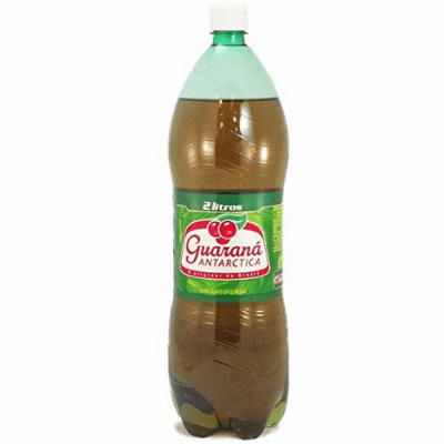 Guarana Antarctica 2 liters