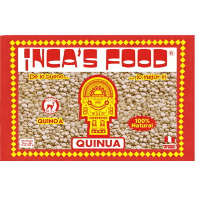 Inca's Food Quinoa Bag 15oz - 100% Natural