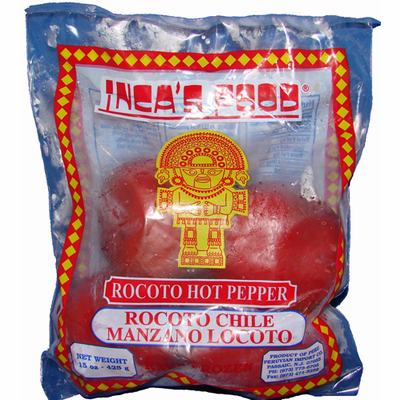 INCA'S FOOD Rocoto Chile 4-15 oz. Bags (4 lbs. total)