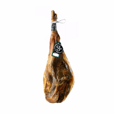 Jamon Iberico de Bellota Paleta (Shoulder)<br> Cinco Jotas 9 - 10 lbs.