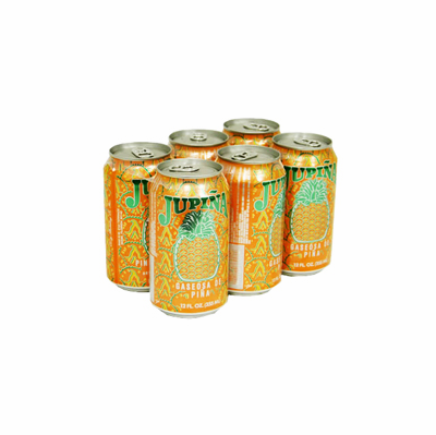 Jupina Soda 6-Pack 12oz