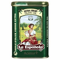 La Espanola Extra Virgin Olive Oil, 24 oz Can