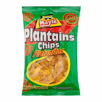 Mayte Plantain Chips 3 oz