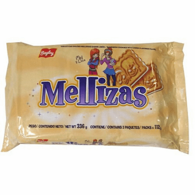 Mellizas - Galletitas Bagley 336 Grams