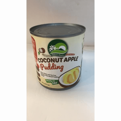 Nature Charm Coconut Apple Pudding Net.Wt 9.5 oz