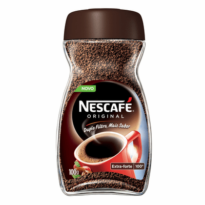 Nescafe Original do Brasil 100 grs.