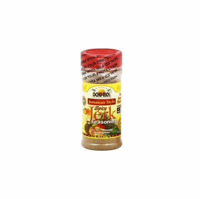 OCHO RIOS Mild Jerk Seasoning (Powder) 4 oz.