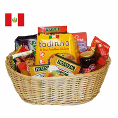 Peru's Taste of Home Gift Basket