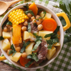 Puchero Recipe | Receta Puchero