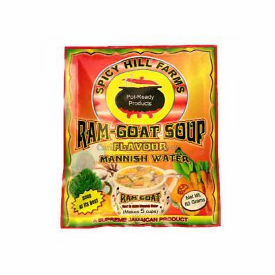 Spicy Hill Farms Ram Goat Soup (Mannish Water) 60g Makes 5 Cups