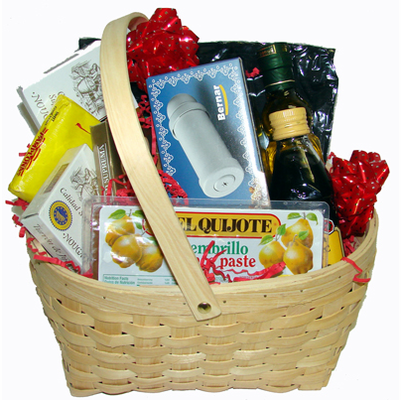Three Kings Gift Basket