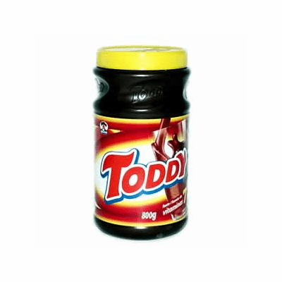 Toddy Bebida de Chocolate Brasil 800 grs.