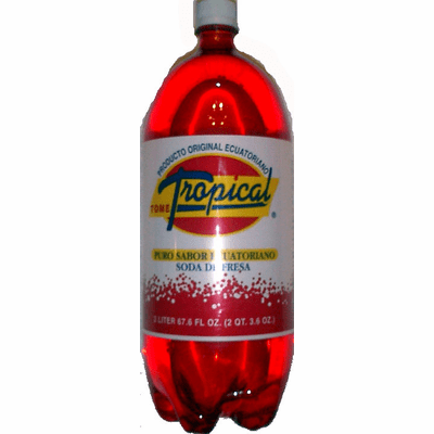 TROPICAL Soda de Fresa 2 Litros