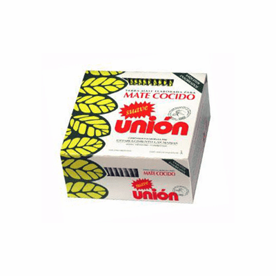 Union Mate Cocido 40 Tea Bags 3 grs Each