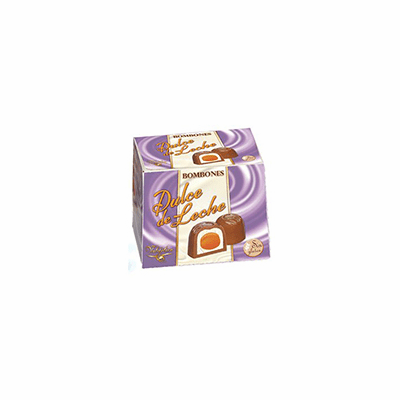 Valdelice Bombones Dulce de Leche Containing 6 units  NET WT 2.01oz