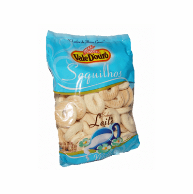 Vale D'ouro Sequilhos Sabor Leite 350g
