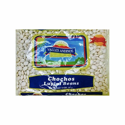 Valles Andinos / Mama Tere chochos ( Lupini Beans )Net. Wt 14 oz