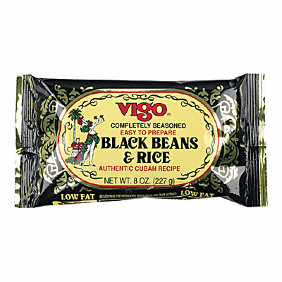 VIGO Black Beans & Rice Dinner 8 oz.