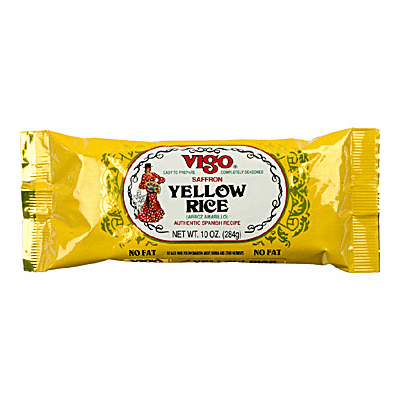 VIGO Yellow Rice 10 oz.