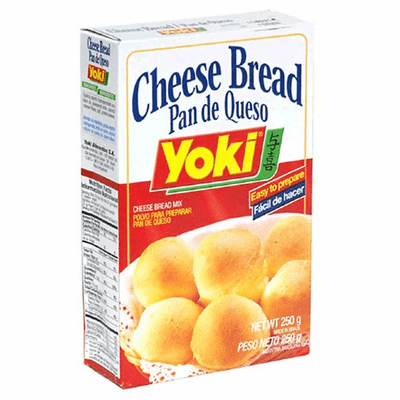 Yoki Pao de Queijo Box (Cheese Bread Mix) 250g