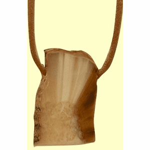 Simple Fossil Ivory Athapascan Morning Rays Talismans Out of Stock