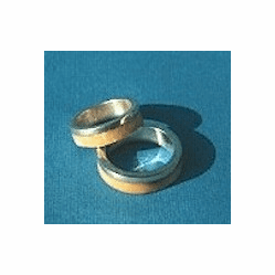 Unique Wedding Ring or  Committment Band