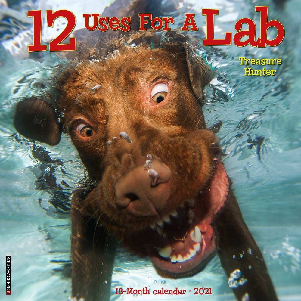 2021 12 Uses for a Lab Calendar Willow Creek