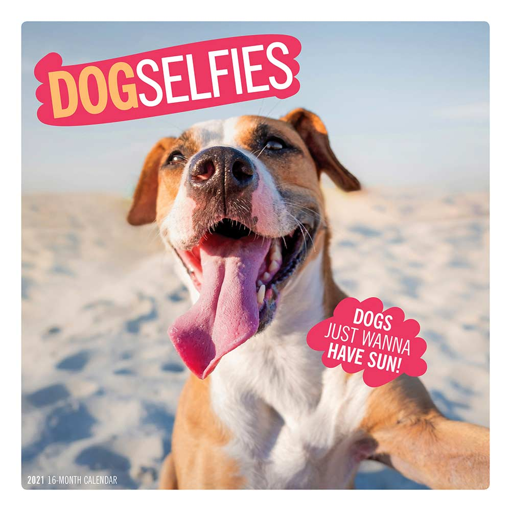 2021 Dog Selfies Calendar