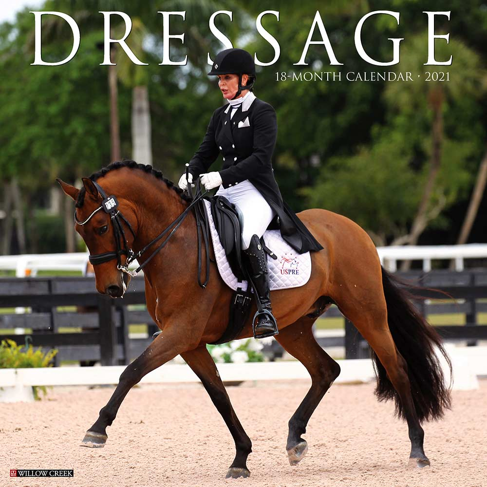 2021 Dressage Calendar Willow Creek