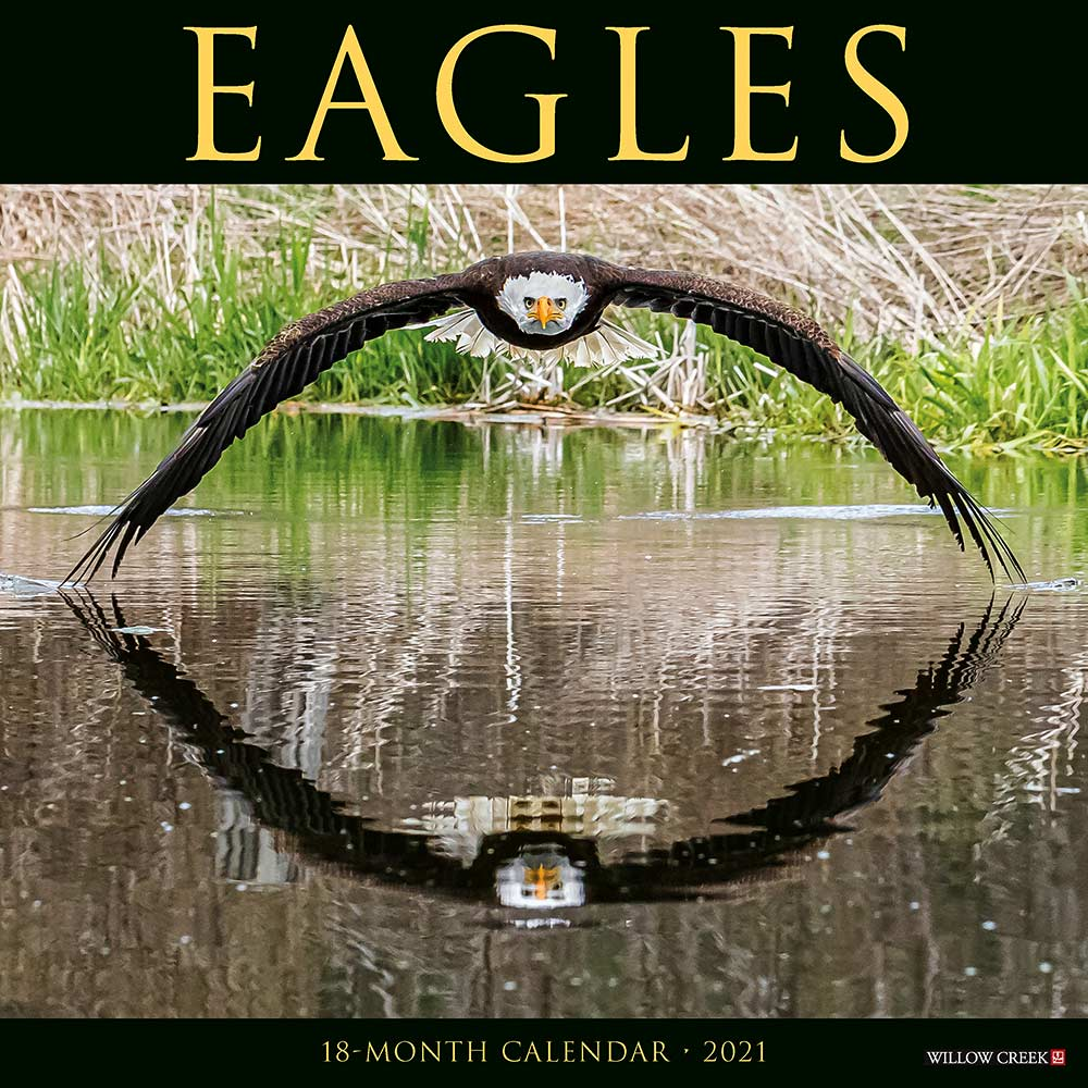 2021 Eagles Calendar Willow Creek