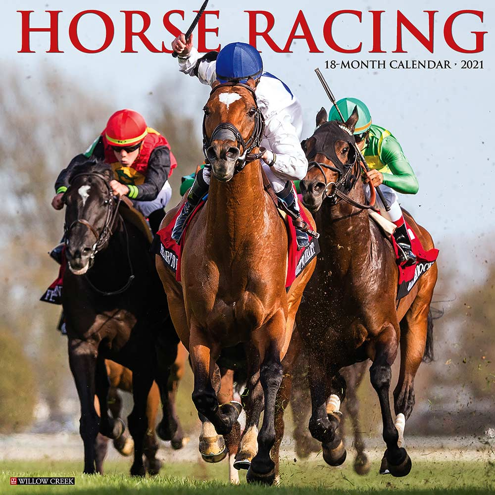 2021 Horse Racing Calendar Willow Creek
