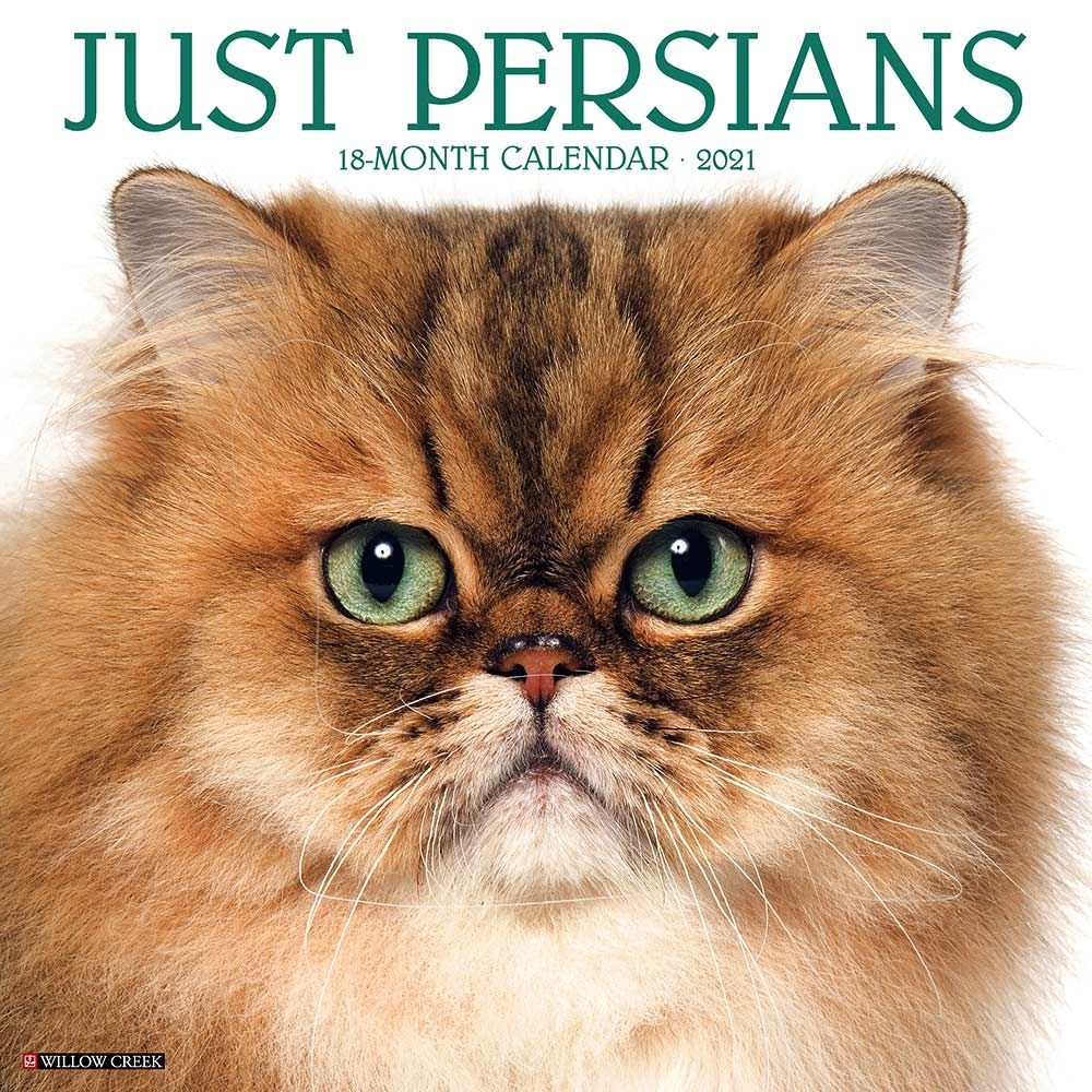 2021 Persians Calendar Willow Creek