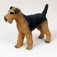 Airedale Terrier Figurine