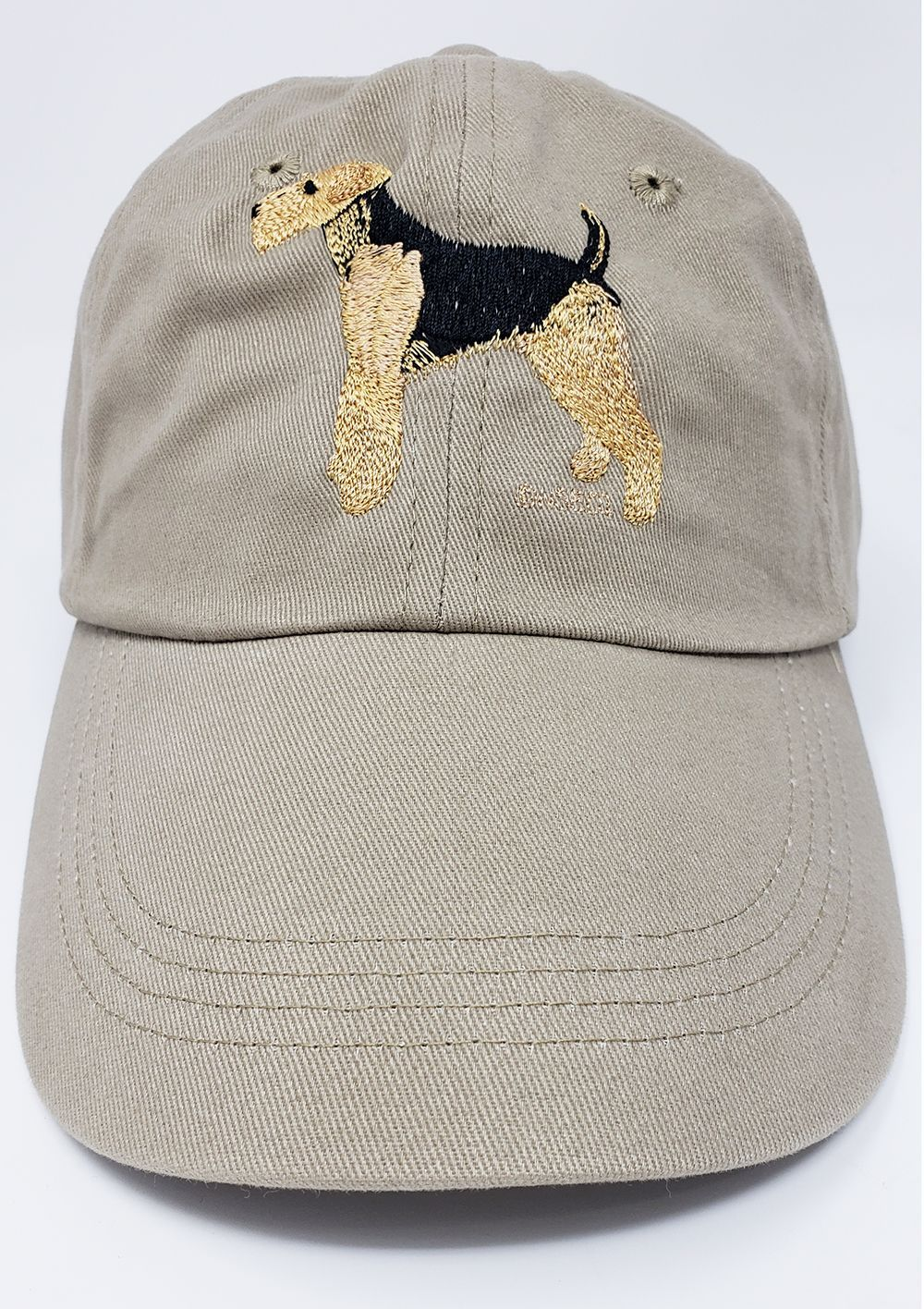 Airedale Terrier Hat