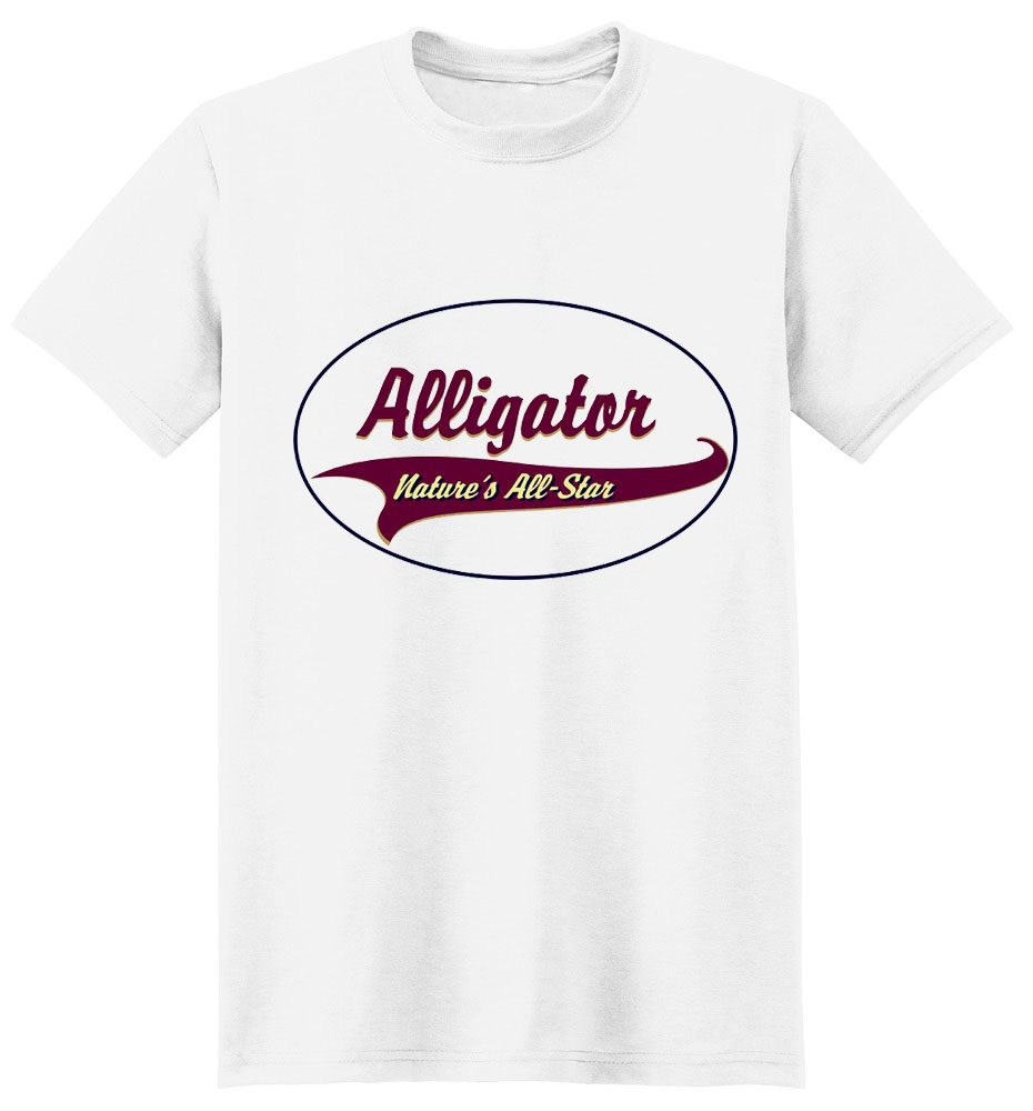 Alligator T-Shirt - Breed of Champions