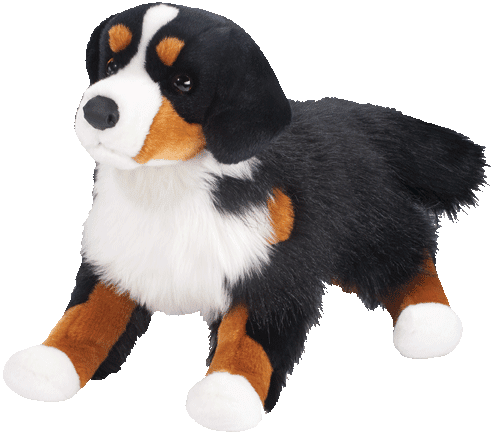 Alps Bernese Mountain Dog 24� Stuffed Plush Animal