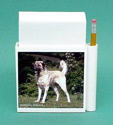 Anatolian Shepherd Hold-a-Note