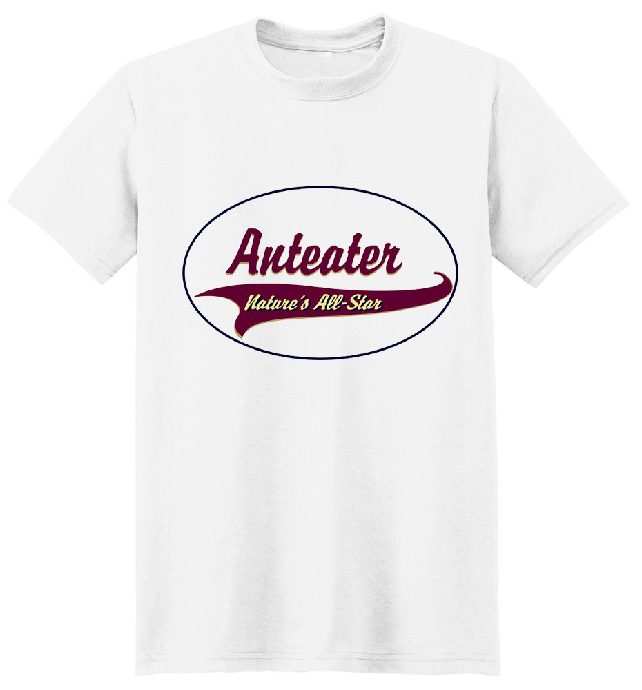 Anteater T-Shirt - Breed of Champions