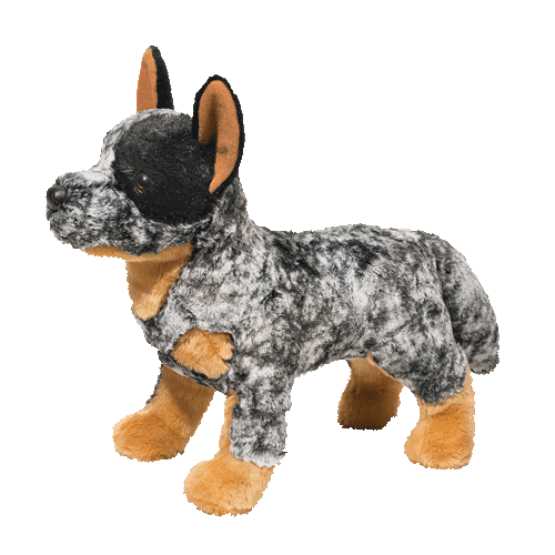 Australian Cattle Dog Bolt 16� Stuffed Plush Animal