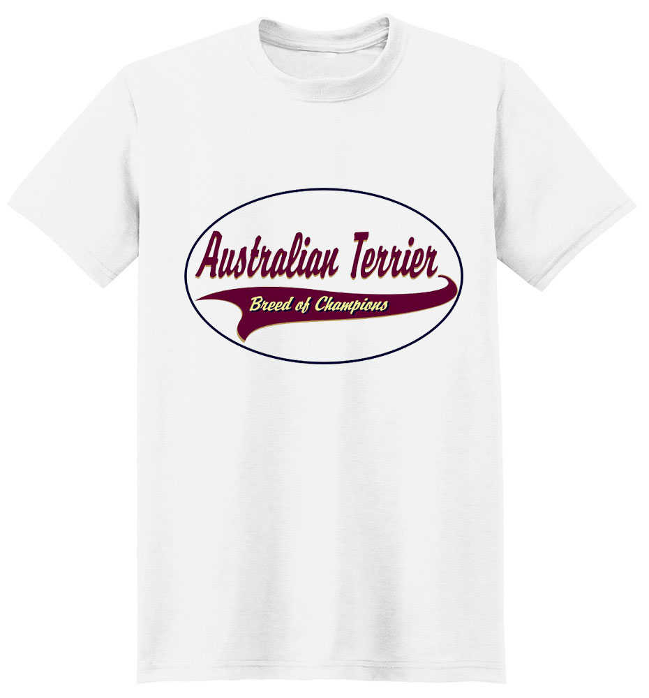 Australian Terrier T-Shirt - Breed of Champions