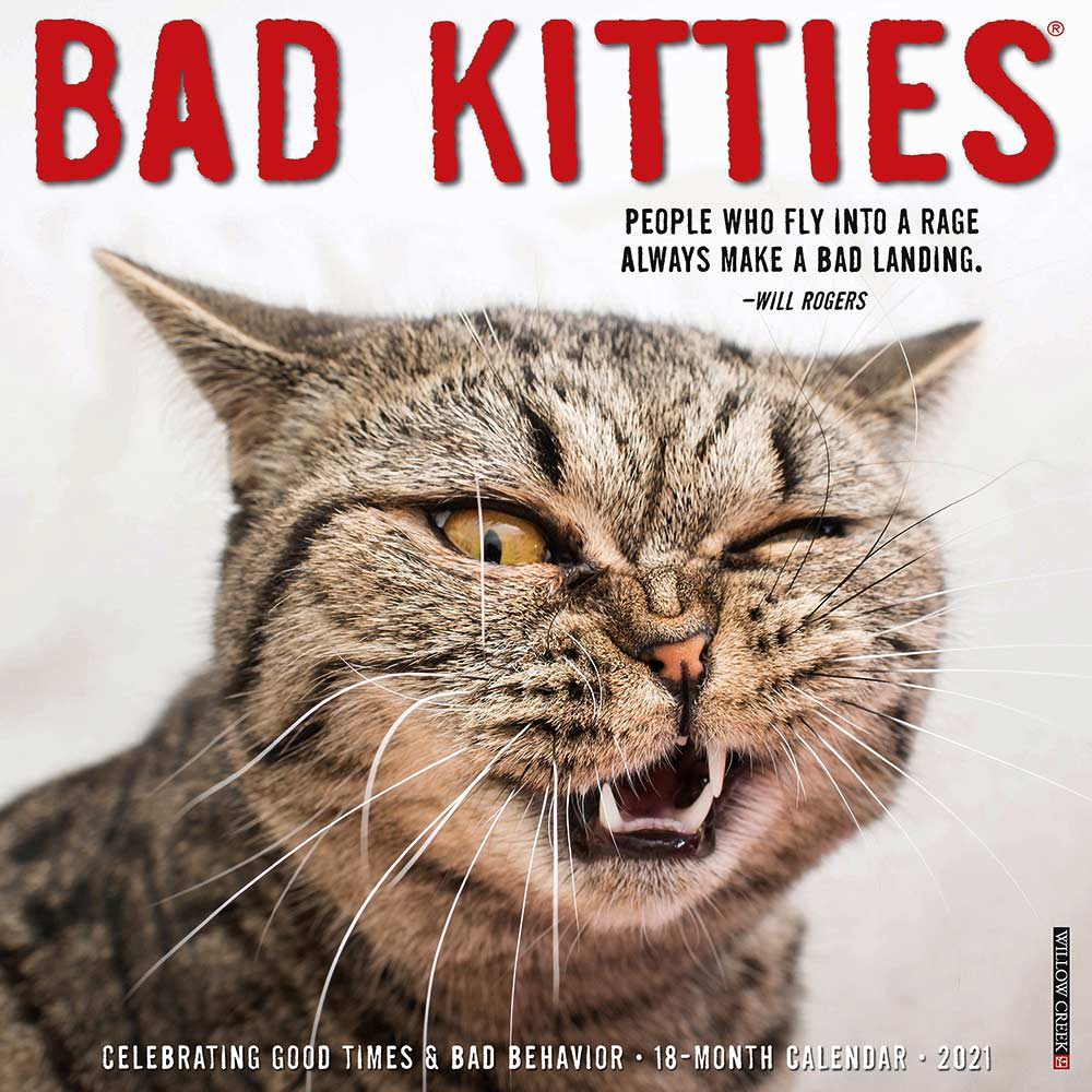 2021 Bad Kitties Calendar