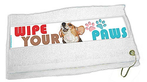 Beagle Paw Wipe Towel