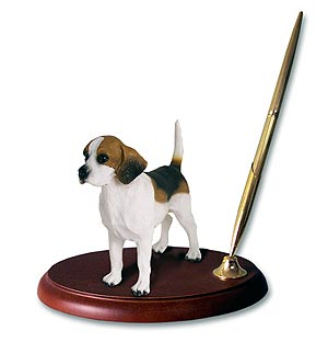 Beagle Pen Holder