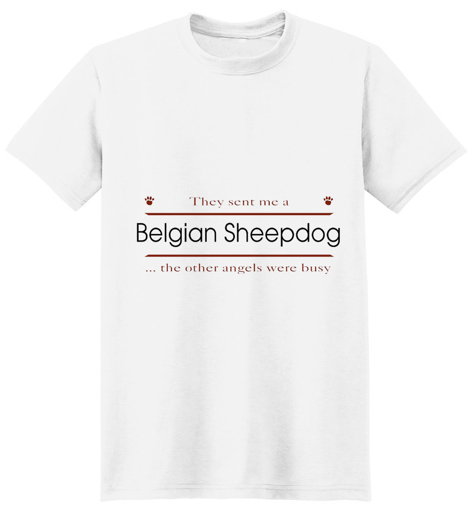 Belgian Sheepdog T-Shirt - Other Angels