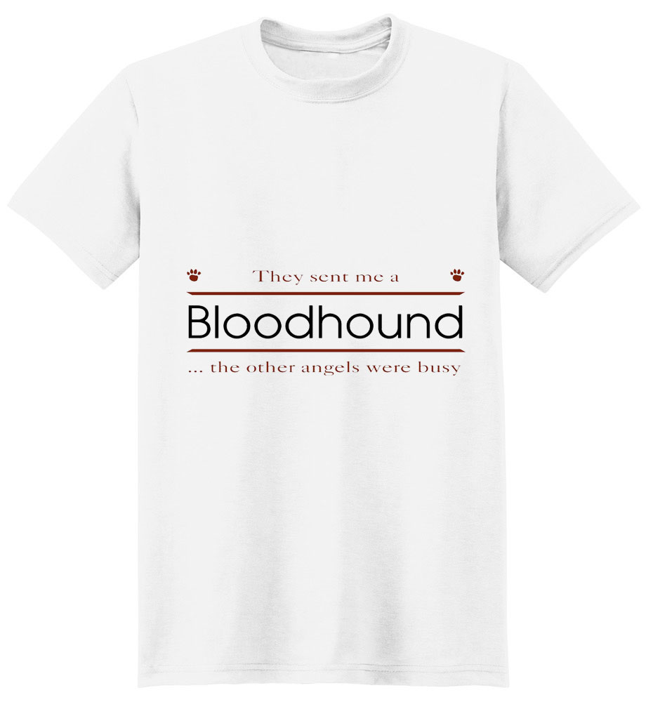 Bloodhound T-Shirt - Other Angels