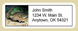 Bluegill Address Labels