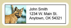 Bobcat Address Labels