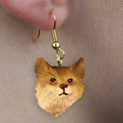 Bobcat Authentic Earrings