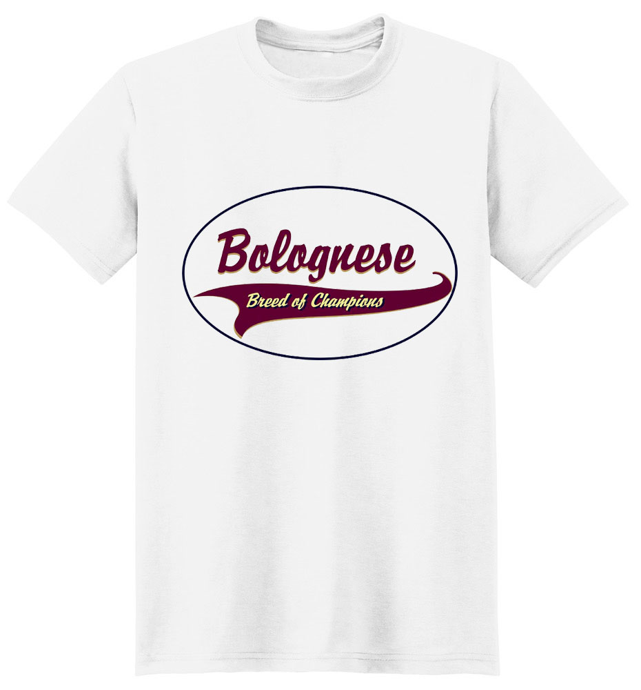 Bolognese T-Shirt - Breed of Champions
